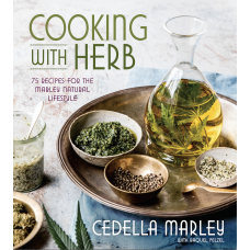 Cooking with Herb 75 RECIPES FOR THE MARLEY NATURAL LIFESTYLE By CEDELLA MARLEY and RAQUEL PELZEL