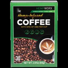 Hemp infused Coffee - 84g