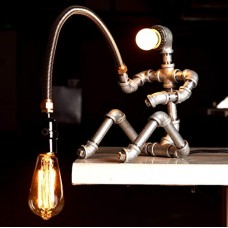 The Fisherman Lamp