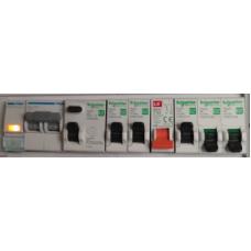 5kW Inverter Essential Load Distribution Board BUDGET OPTION