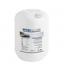 Surface Sanitiser - 25 Litre  Liquid Dilution (Makes 250L)