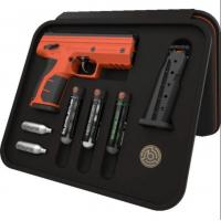 Byrna Orange HD Non Lethal Pistol ready kit
