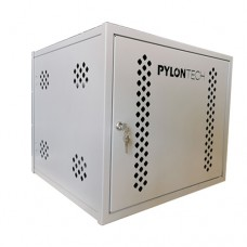 Cabinet for TWO Pylontech US2000 or US3000B 6.5U 2G