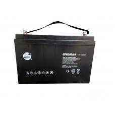 SENRY Deep Cycle 100Ah 12V Fully Sealed AGM  Technology Model: 6FM100A-X 2 Year warranty, Free shipping