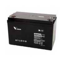 Vision Deep Cycle 100Ah 12V Fully Sealed AGM  Technology Model: 6FM100Z-X 2 Year warranty, Free shipping